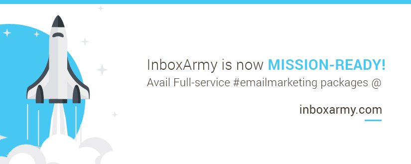 InboxArmy is an Email Marketing Go!