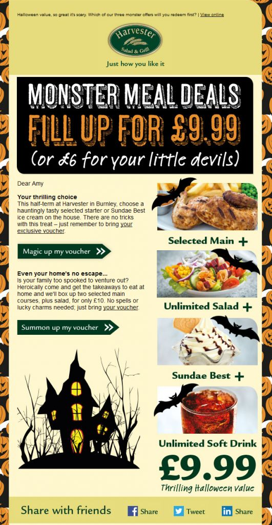 Halloween Email Templates_Harvester