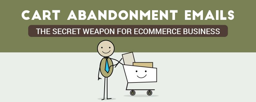 Cart Abandonment Emails: Weapon for E-commerce Business