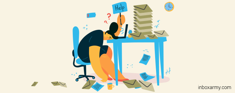 Symptoms of Email Fatigue and Making it Right