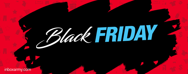 Black Friday Email Inspirations: Amp up Your Email Conversion Rate