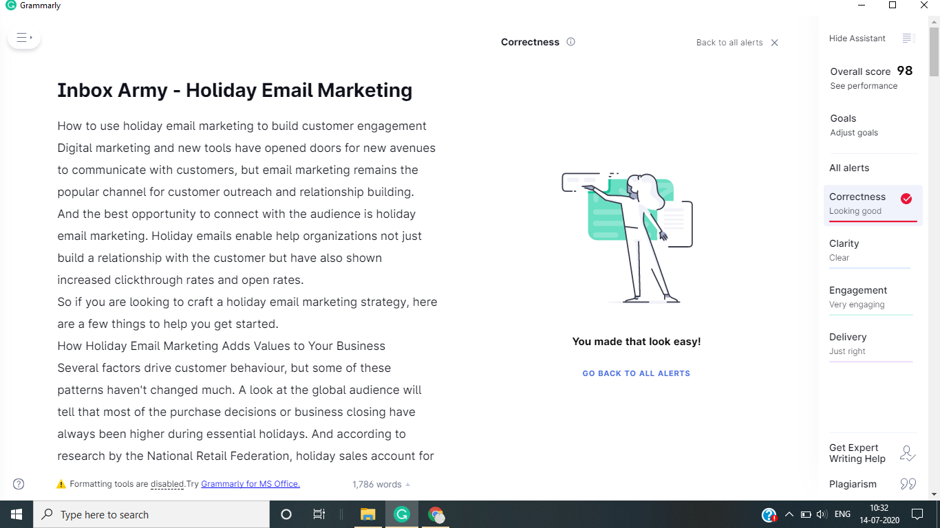 Inboxarmy - Holiday Email Marketing