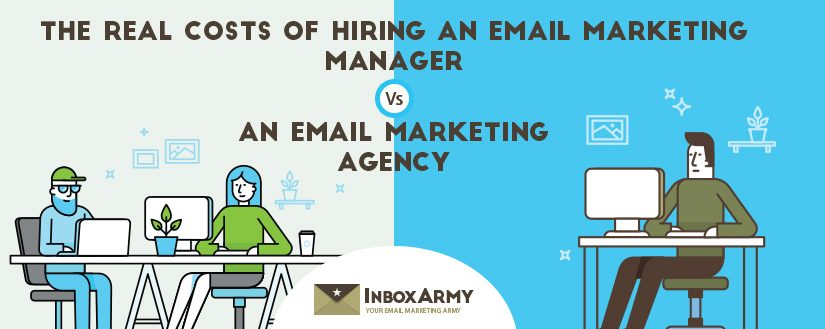 In-House Email Marketing Manager or Email Marketing Agency? The Real Costs of Hiring