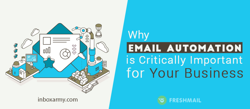 Why Email Automation is Critically Important for Your Business