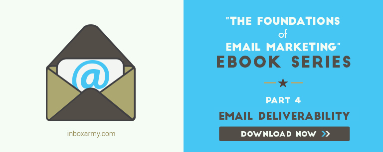 The Foundations of Email Marketing Deliverability