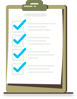 Email Check list