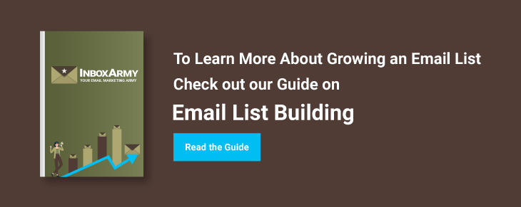 Email Listing Buidling Guide