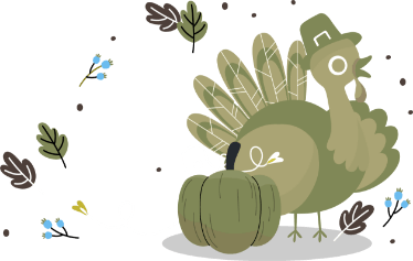 Thanksgiving email marketing examples