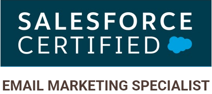 Salesforce Certified - Email Marketing Specialist