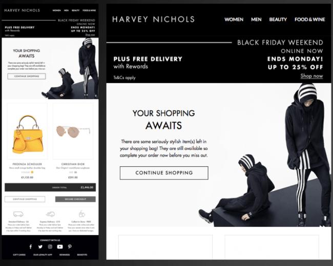 Harvey Nichols CA
